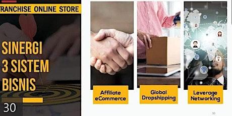"Webinar Bisnis eCommerce Lewat ""e-Friday"" tickets"