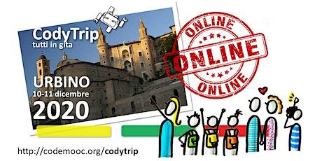CodyTrip online - Urbino - dicembre 2020 biglietti