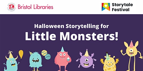 Halloween Storytelling for Little Monsters! tickets