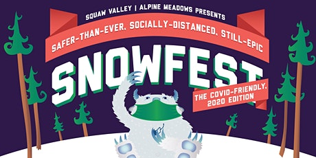 SnowFest 2020 at Sports Basement Bryant St. tickets