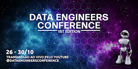 Data Engineer's Conference bilhetes