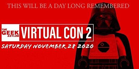 Virtual Con 2! tickets
