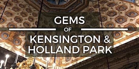 Gems of Kensington & Holland Park - Look Up London Virtual Walking Tour tickets