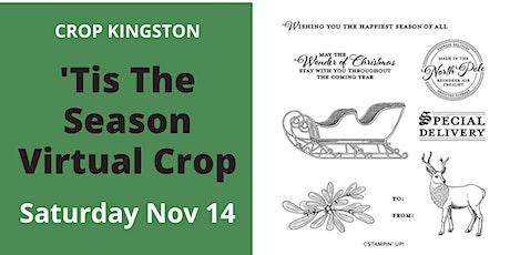 'Tis the Season Crop To Go - .PDF & Virtual Crop Access Pass tickets