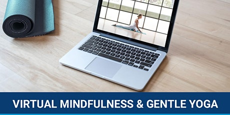 October Virtual Mindfulness & Gentle Yoga tickets