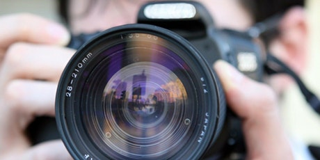 Camera Menus and Photography Tutorial tickets