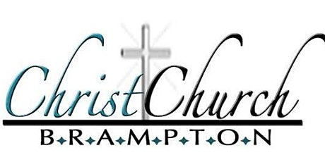 Christ Church Brampton In-Person Service tickets
