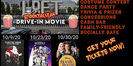 October Drive-In Movies at Loft 21 Events tickets