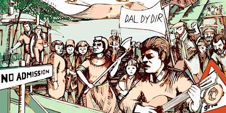 Gafael Tir - Pennod 1 (Cymraeg) tickets