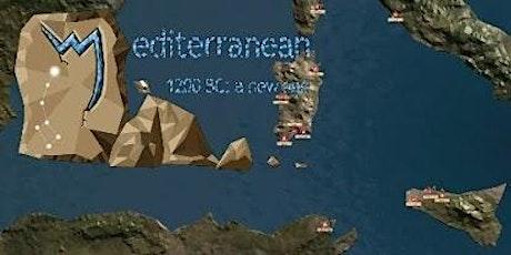 """ROME VIDEO GAME LAB - Presentazione videogioco """"Mediterranean"""" biglietti"""