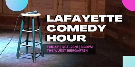 Lafayette Comedy Hour: A Stand-Up Comedy Showcase tickets