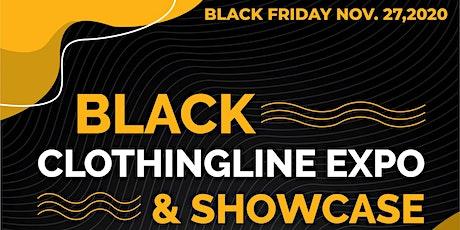 Black Clothingline Expo & Showcase tickets