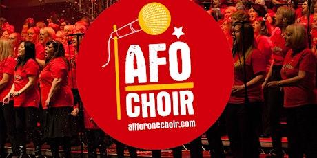 Driffield AFO Choir FREE Singing Workshop & Taster tickets