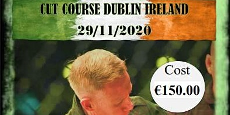 CUT COURSE DUBLIN tickets