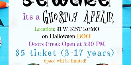 H-A-LL-O-W-EE-N Spells Halloween!!! tickets