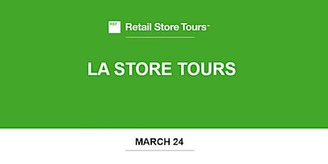Retail Store Tours: LA Store Tours tickets