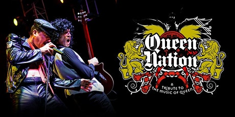 Queen Nation (The World's Greatest Queen Tribute) tickets