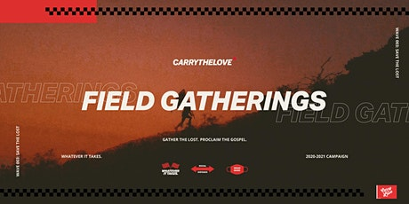 Carry The Love:  Newark  Field Gathering