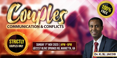 Couples, Communication & Conflicts tickets