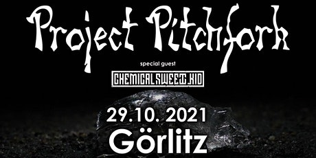 Project Pitchfork - Live 2021 Tickets