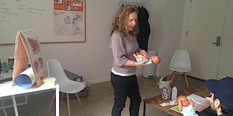 Breastfeeding and newborn care basics tickets