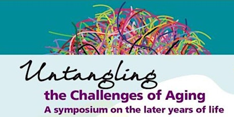 Untangling the Challenges of Aging: Staying Safe at Home tickets