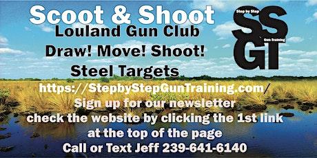 Saturday Scoot & Shoot Range Day 02/27/2021 tickets