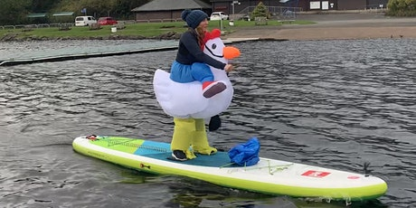 Halloween paddle Sup tickets