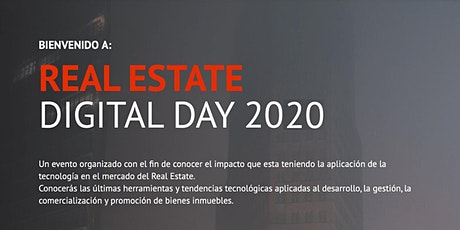 #REDD2020 - Real Estate Digital Day - 5ta EDICION boletos
