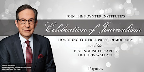 The Poynter Institute's Celebration of Journalism tickets