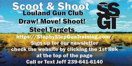 Saturday Scoot & Shoot Range Day 03/13/2021 tickets