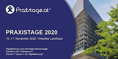 PRAXISTAGE 2020 ++ kostenlose virtuelle Konferenz für Digitalisierung Tickets
