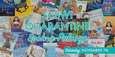 SCBWI Quarantine Book-a-Palooza tickets