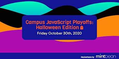 MB Campus JavaScript Playoffs: Halloween Edition tickets