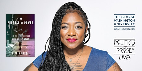 P&P Live! Alicia Garza | THE PURPOSE OF POWER with Rashad Robinson tickets
