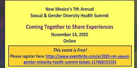 2020 NM Sexual & Gender Minority Health Summit tickets
