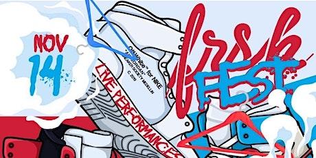 FRSH Fest tickets