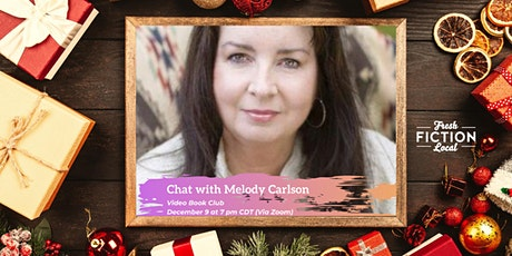 Video Book Club with Author Melody Carlson tickets