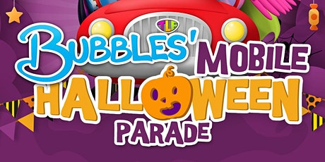Bubbles' Mobile Halloween Parade tickets