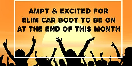 ELIM CAR BOOT SALE tickets