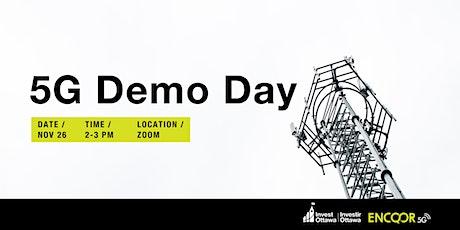 5G Demo Day tickets