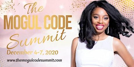 The Mogul Code Summit tickets
