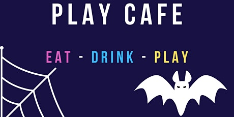 Halloween @ the Play Cafe  Saturday 31st October tickets