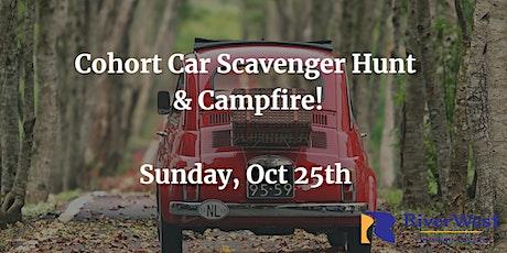 Cohort Car Scavenger Hunt & Campfire!