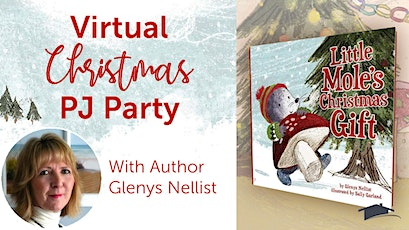 Virtual Christmas PJ Party with Glenys Nellist tickets
