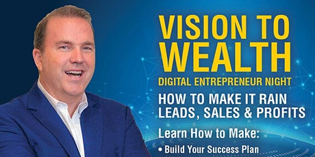 Vision to Wealth Virtual Entrepreneur Night tickets
