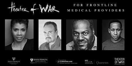 Theater of War Frontline: Queens Hospital tickets