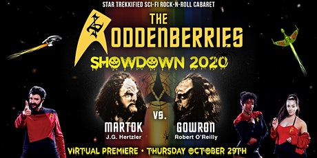 The Roddenberries Present: Virtual Showdown 2020 tickets