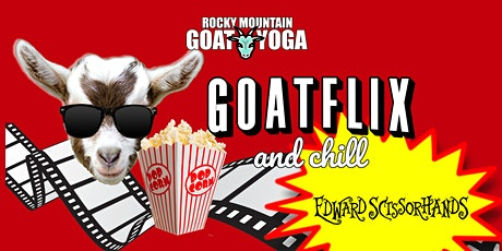 Goatflix and Chill  - October 25th (RMGY Studio) tickets