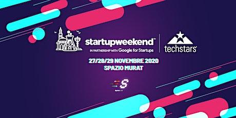 Startup Weekend Bari 2020 biglietti